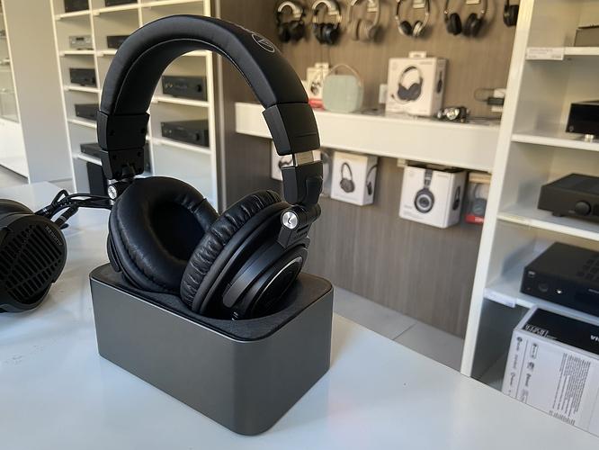 Copy of Audio-Technica ATH-M50X